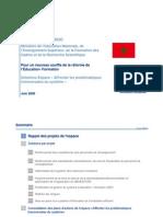 Pour un nouveau souffle de la réforme de l'Éducation- Formation au Maroc