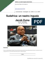 15 Sud Africa Un Nastro Inguaia Jacob Zuma 15 11 12