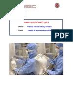 Sistema de Mezclas en Nutricion Parenteral (Lectura)