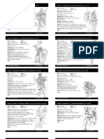 DDM01 Harbinger RPG Cards