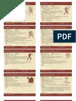DDM13 Night Below RPG Cards