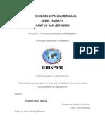 Monografia Importancia de La Contabilidad en Las Pulperias