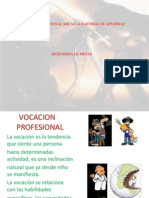 Charla Vocacional 2011-II