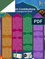 Muslim Contribution to the World P2