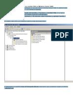 Instalación y Configuración de un servidor DNS en Windows Server 2008