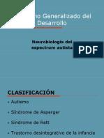 Autismo y PNE 2010