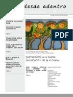 Publicación escolar