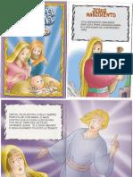 Histórias Bíblicas - Nascimento de Jesus