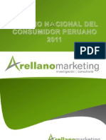 Estudio Nacional del Consumidor Peruano 2011