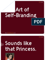 The Art of Self Branding
