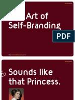 The Art of Self Branding