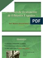 [Apostila] Processos de tratamento de efluentes líquidos - UFPE