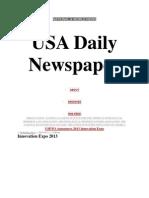 New USA Daily Newspaper