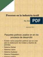 Procesos en Industria Textil