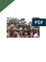 Instromentos de Danza de Macarimayo