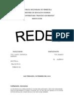 Informe de Configuracion de Un Proxy