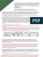 Análisis Petitorio - FEUSM JMC
