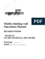Rock Wall Manual