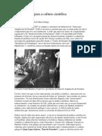 1907-Un ano para a cultura científica_Juan López Suárez_Xan de Forcados