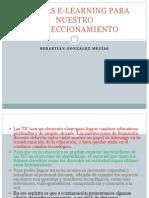 Ofertas de perfeccionamiento en TICS. SEBASTIÁN