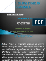 What is Silica Fume