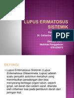 Lupus Erimatosus Sistemik Ppt