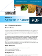 Benefits of Compost in Agriculture