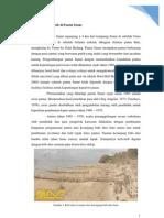 Pembangunan Krib Di Pantai Sanur
