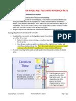 Copy Pages
