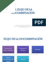 EL FLUJO DE LA DOCUMENTACIÓN
