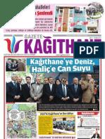 Gazete Kagithane Kasim 2012