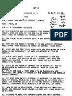 Documents from the U.S. Espionage Den volume 6