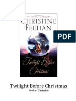 Feehan Christine - Twilight Before Christmas