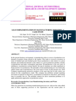 Lean Implementation in Manufacturing-2