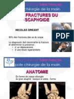 Les fractures du scaphoïde