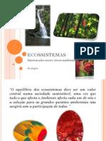 1-Ecossistemas - ecologia
