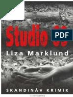 Liza Marklund - Studio 69 Skandináv krimi
