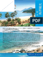 Beaches in Vietnam (in japanese)