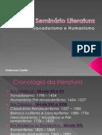 Seminário Literatura