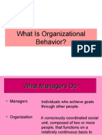 Role of Manager 307
