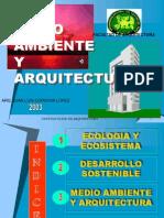 Medio Ambiente y Arquitectura