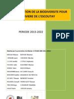 Plan de Gestion Escoutay