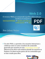 Web 2 Johan Verjan