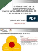 Presentación ECAs CAPACITY WORK