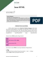 Dasar HTML Taufan Riyadi
