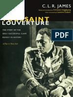 Toussaint Louverture by C. L. R. James