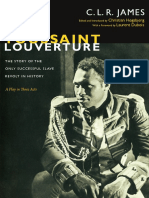 Toussaint Louverture by C. L. R. James