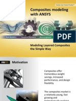 ANSYS 14 Structural Mechanics Composites