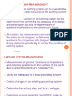 Earthing System Measurement