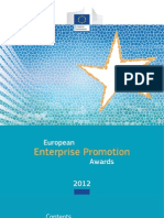 European Enterprise Promotion Awards 2012